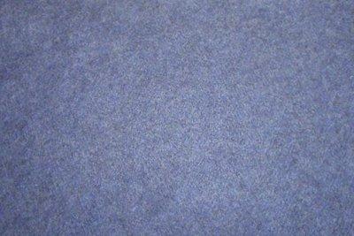 Vilt lapje gemeleerd jeans 20 x 30 cm 1,5 mm dik per lapje