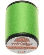 Naaigaren felgroen 100% polyester 500 meter per klos