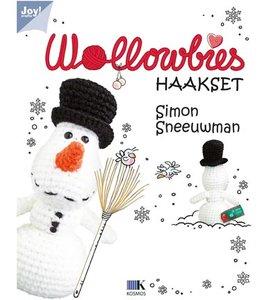 Haak pakket simon sneeuwpop per pakket