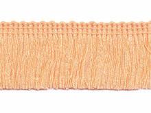 Franje band zalm 30 mm breed, per meter