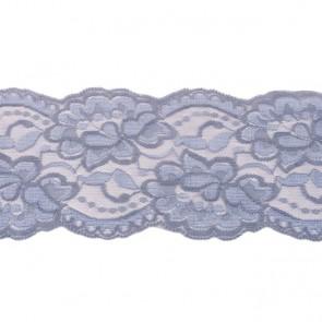 Kant grijs 9 cm breed per meter