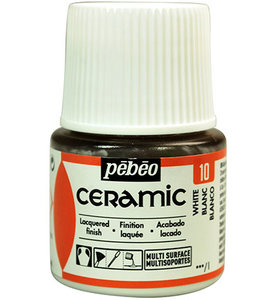 Pebeo Ceramic white