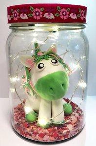 Lichtgevende Unicorn