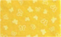 Vilt-lapje-met-vlinder-geel-print-30-x-40-cm-per-lapje